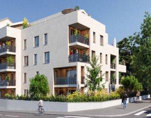 Achat / Vente immobilier neuf Vénissieux centre proche gare (69200) - Réf. 6013