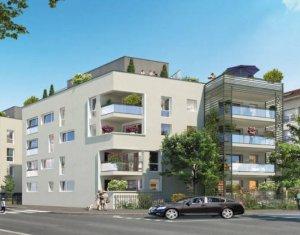 Achat / Vente immobilier neuf Vénissieux proche ligne tramway T4 (69200) - Réf. 4937
