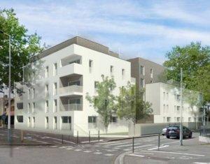 Achat / Vente immobilier neuf Vénissieux quartier Parilly (69200) - Réf. 3513