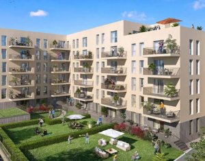 Achat / Vente immobilier neuf Villefranche-sur-Saône proche de la gare (69400) - Réf. 4378