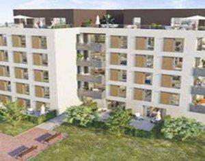 Achat / Vente immobilier neuf Villeurbanne au cœur du quartier Croix Luizet (69100) - Réf. 4479