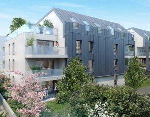 Achat / Vente immobilier neuf Villeurbanne au coeur du quartier Grand Clément (69100) - Réf. 3904