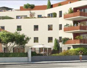 Achat / Vente immobilier neuf Villeurbanne proche des Gratte-Ciel (69100) - Réf. 3901