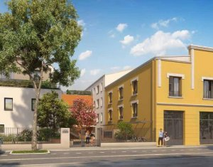 Achat / Vente immobilier neuf Villeurbanne proche du Médipôle (69100) - Réf. 5816