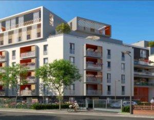 Achat / Vente immobilier neuf Villeurbanne proche école Château Gaillard (69100) - Réf. 3659