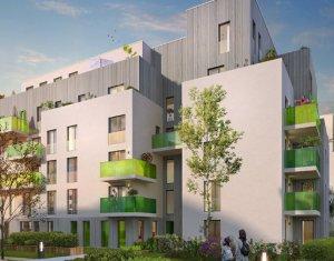 Achat / Vente immobilier neuf Villeurbanne proche Gratte-Ciel (69100) - Réf. 5581