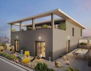 Achat / Vente immobilier neuf Villeurbanne proche Montchat (69100) - Réf. 5878