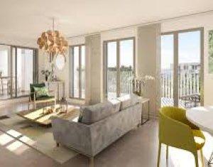 Achat / Vente immobilier neuf Villeurbanne proche secteur Montchat (69100) - Réf. 2574