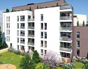 Achat / Vente immobilier neuf Villeurbanne rue Jean Voilot (69100) - Réf. 2374