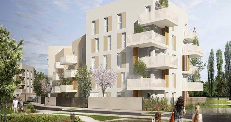 Achat / Vente immobilier neuf Brignais quartier résidentiel (69530) - Réf. 4235