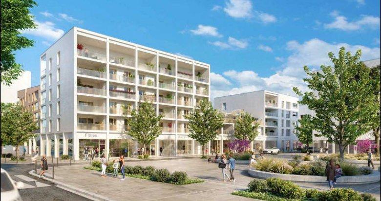 Achat / Vente immobilier neuf Bron nouveau quartier Champ des Possibles (69500) - Réf. 4990