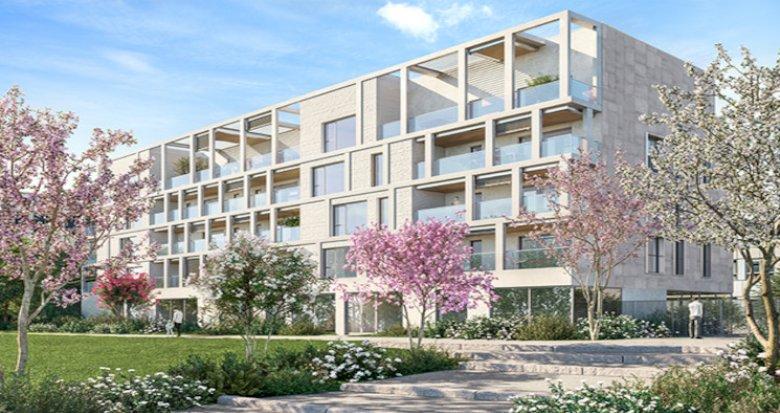 Achat / Vente immobilier neuf Caluire-et-Cuire proche du coeur de la Croix-Rousse (69300) - Réf. 5517