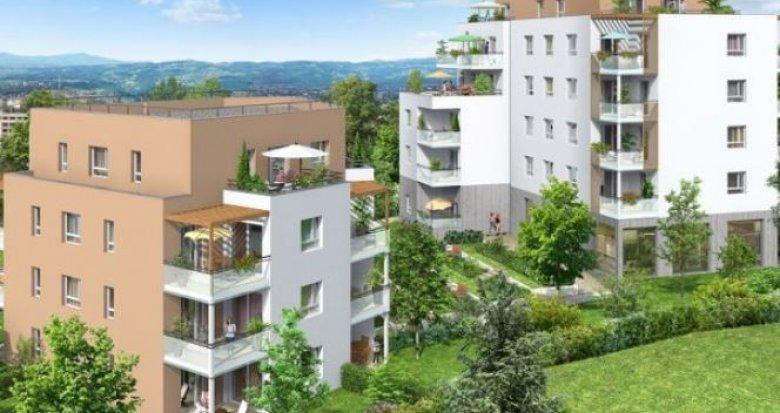 Achat / Vente immobilier neuf Caluire Pasteur (69300) - Réf. 1347