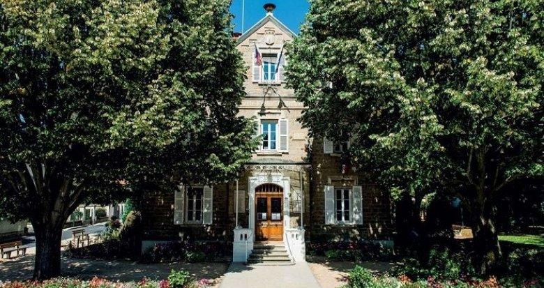 Achat / Vente immobilier neuf Champagne-au-Mont-d'Or à 10 minutes de Lyon ambiance village (69410) - Réf. 757