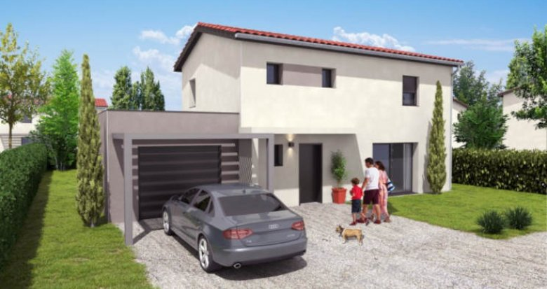 Achat / Vente immobilier neuf Charly proche centre (69390) - Réf. 2922