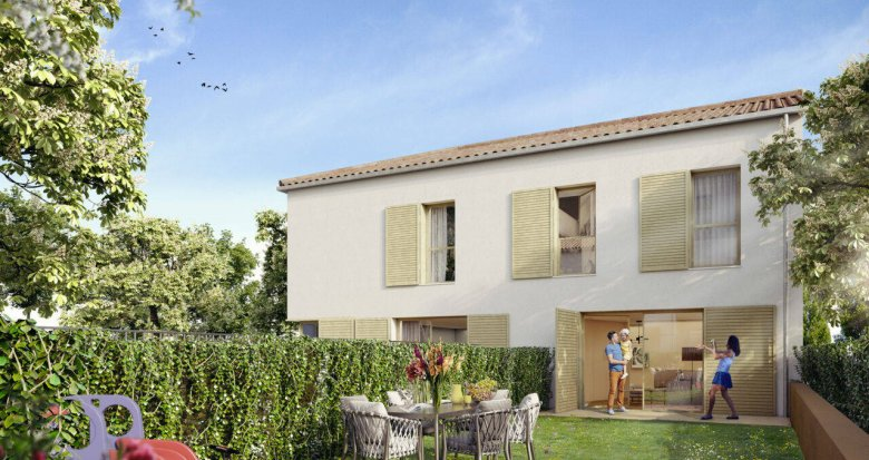 Achat / Vente immobilier neuf Charly proche du centre-bourg (69390) - Réf. 6277