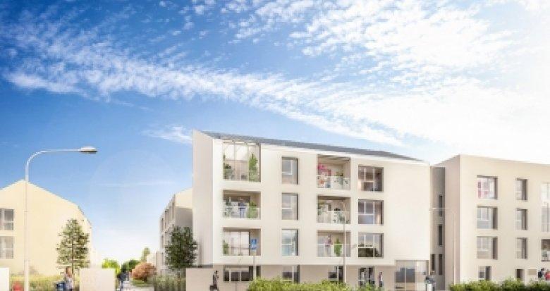 Achat / Vente immobilier neuf Chassieu à 10 km de Lyon (69680) - Réf. 1260