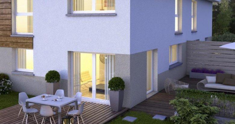 Achat / Vente immobilier neuf Collonge au Mont d'Or proche quartier résidentiel (69660) - Réf. 394