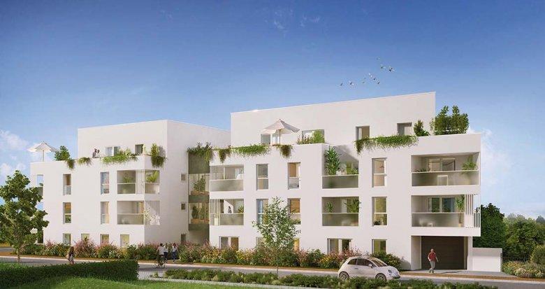 Achat / Vente immobilier neuf Corbas centre proche TCL (69960) - Réf. 6265