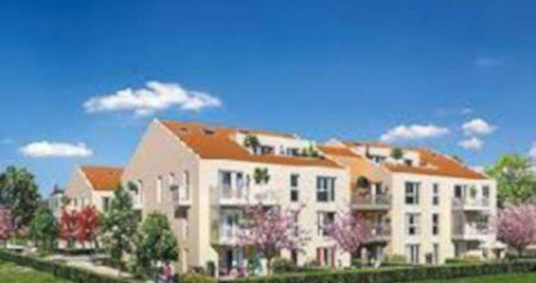 Achat / Vente immobilier neuf Corbas proche centre-ville (69960) - Réf. 3524