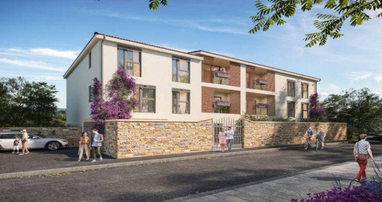 Achat / Vente immobilier neuf Couzon-au-Mont-d'Or à 5min du centre-bourg (69270) - Réf. 5623