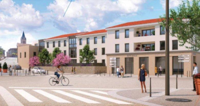 Achat / Vente immobilier neuf Dardilly au cœur centre-ville (69570) - Réf. 4349