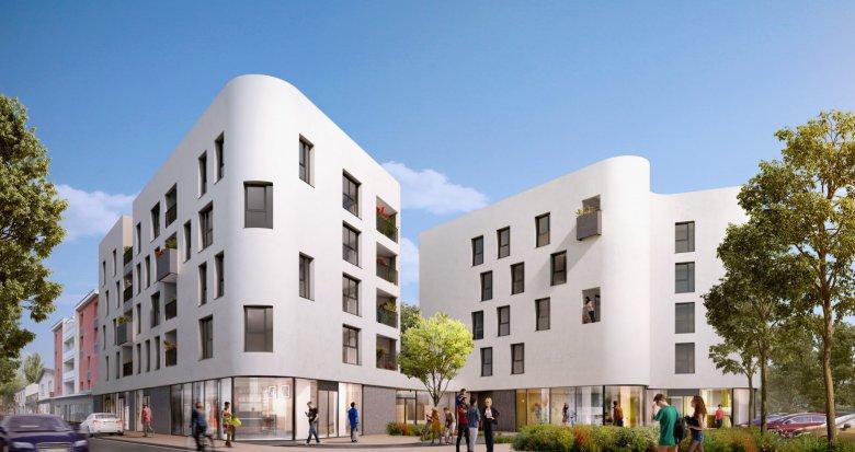 Achat / Vente immobilier neuf Décines centre-ville (69150) - Réf. 2473