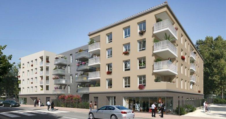 Achat / Vente immobilier neuf Décines quartier pavillonnaire Décines-Charpieu (69150) - Réf. 1039