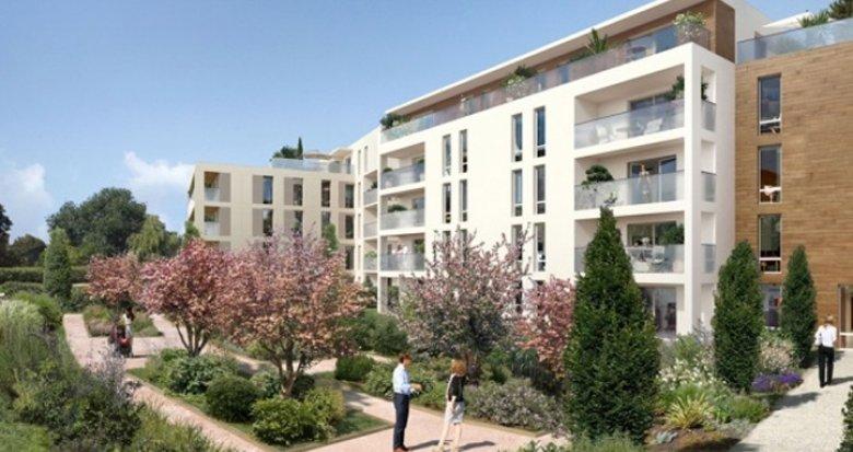 Achat / Vente immobilier neuf Écully proche centre (69130) - Réf. 302