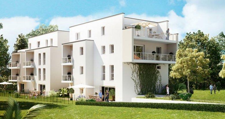 Achat / Vente immobilier neuf Écully proche coeur village (69130) - Réf. 301