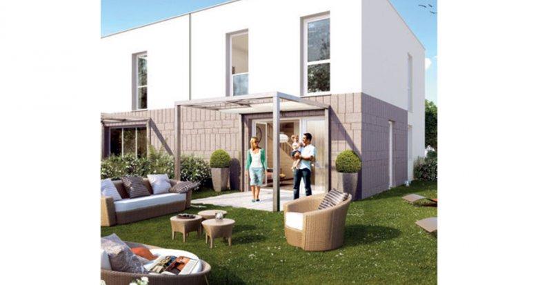 Achat / Vente immobilier neuf Fontaines-sur-Saône proche Caluire (69270) - Réf. 765