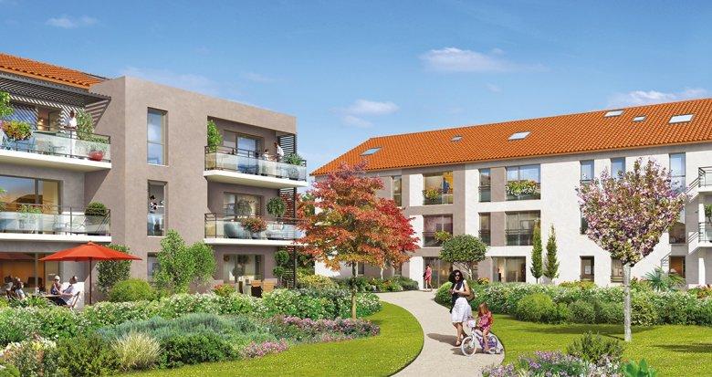 Achat / Vente immobilier neuf Francheville au coeur du village (69340) - Réf. 1286