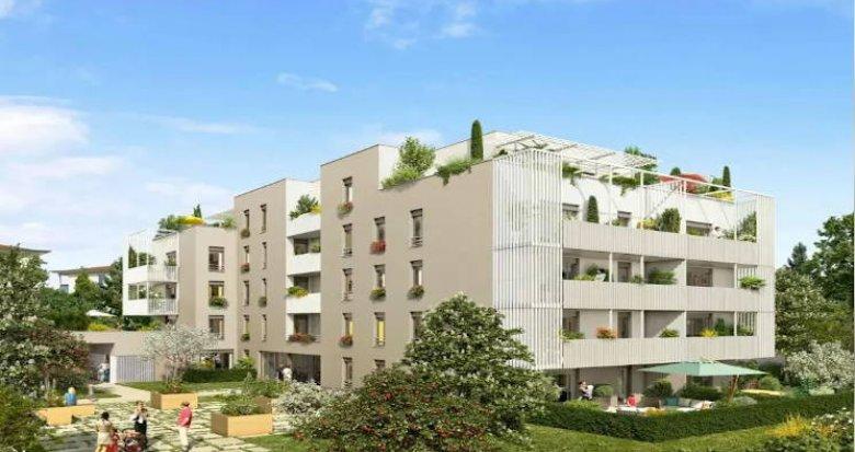Achat / Vente immobilier neuf Francheville au pied des transports (69340) - Réf. 4478