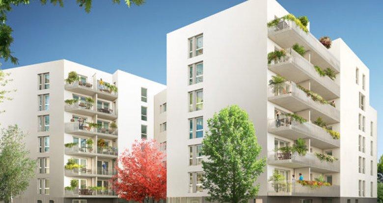 Achat immobilier neuf givors 3 min du centre ville for Achat du neuf