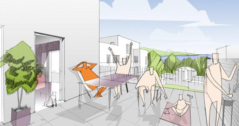 Achat / Vente immobilier neuf Givors à 3 min du centre-ville (69700) - Réf. 1620