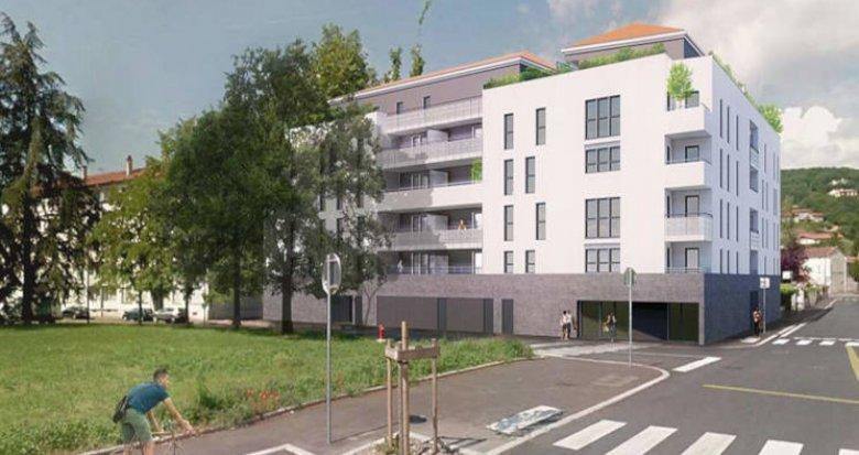 Achat / Vente immobilier neuf Givors quartier Plaines-Varissan (69700) - Réf. 2999