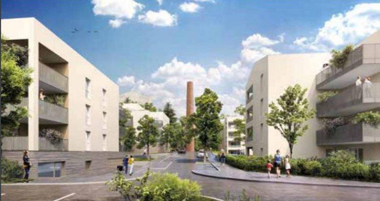 Achat / Vente immobilier neuf Gleizé proche de la pharmacie de Claire (69400) - Réf. 4026