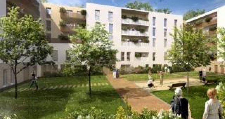 Achat / Vente immobilier neuf Gleizé proche rivière Le Morgon (69400) - Réf. 4037