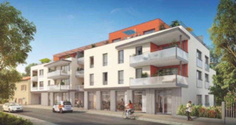 Achat / Vente immobilier neuf Grigny proche centre (69520) - Réf. 3760