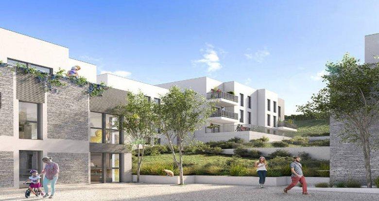 Achat / Vente immobilier neuf Irigny proche centre-ville (69540) - Réf. 3871
