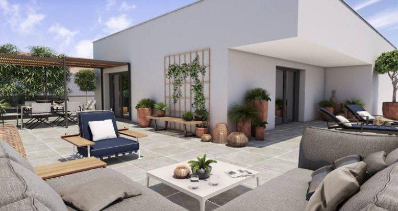Achat / Vente immobilier neuf Lyon 03 à deux pas du métro (69003) - Réf. 4738