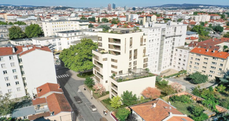Achat / Vente immobilier neuf Lyon 03 proche métro Grange Blanche (69003) - Réf. 5431