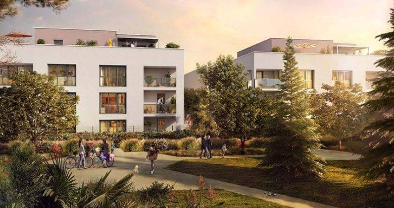 Achat / Vente immobilier neuf Lyon 03 rue Isidore  secteur Montchat (69003) - Réf. 2475