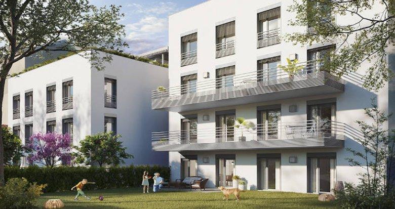 Achat / Vente immobilier neuf Lyon 03 secteur Monchat (69003) - Réf. 5137