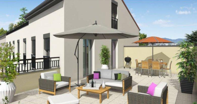 Achat / Vente immobilier neuf Lyon 05 à 10 minutes de la place Bellecour (69005) - Réf. 5198