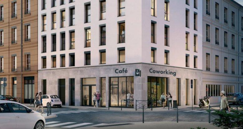 Achat / Vente immobilier neuf Lyon 06 proche métro (69006) - Réf. 5349