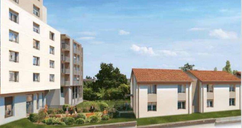 Achat / Vente immobilier neuf Lyon 07 proche grandes écoles (69007) - Réf. 4992