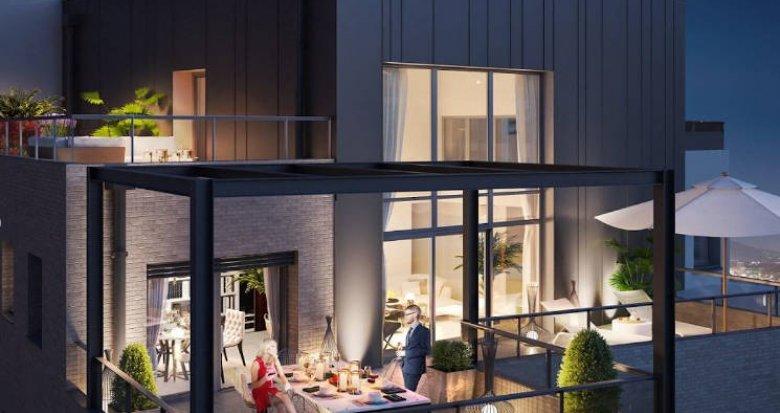 Achat / Vente immobilier neuf Lyon 08 à 10 minutes des écoles (69008) - Réf. 4752