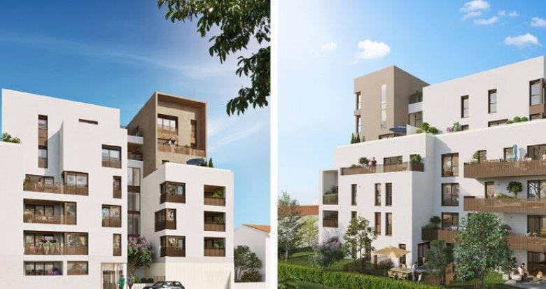 Achat / Vente immobilier neuf Lyon 08 à deux pas du tramway T6 (69008) - Réf. 6147