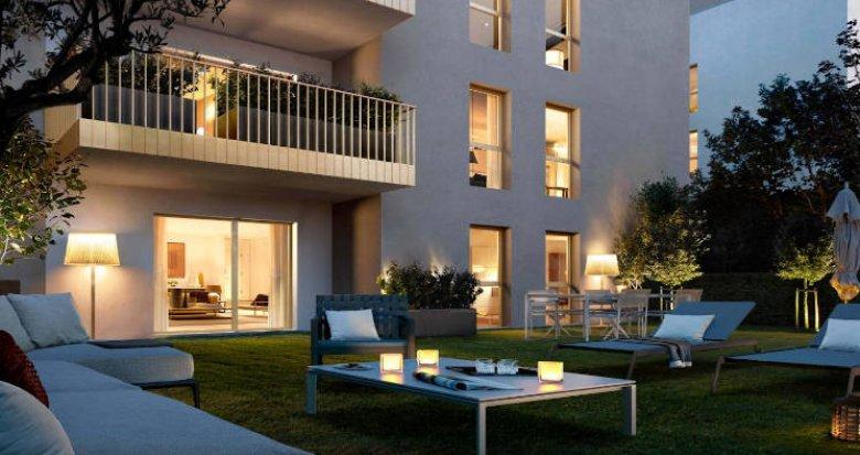 Achat / Vente immobilier neuf Lyon 08 à quelques pas du métro (69008) - Réf. 4354